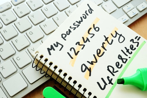 Managing Business WIFI Passwords